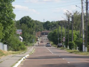 Баришівка вулиця Шевченка